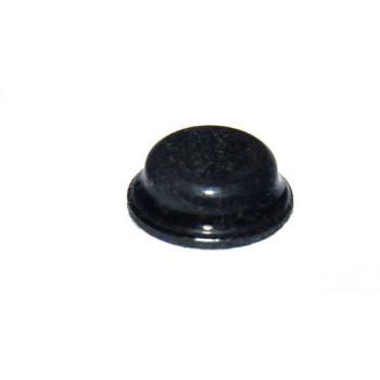 Plakvoetje Rond 6,3 mm