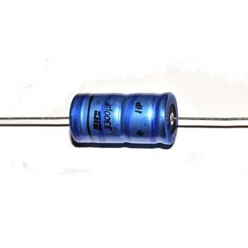 Axial 470uF 40V