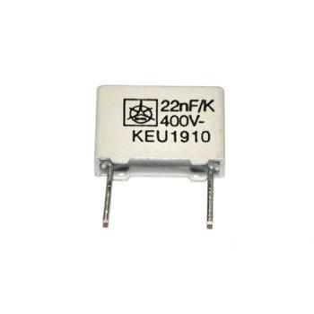 MKT 22nF 400V R10