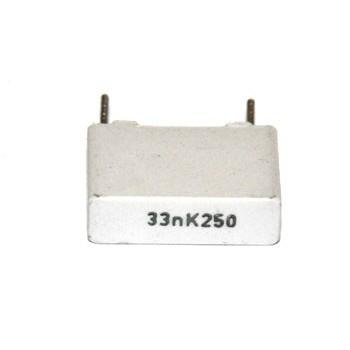 MKT 33nF 250V R10