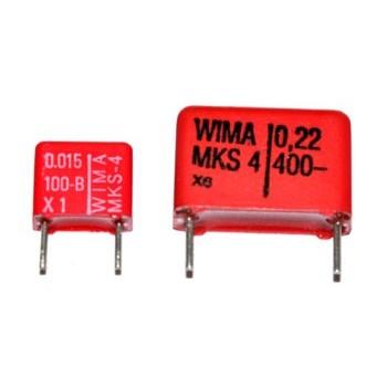 MKT 220nF 100V R10
