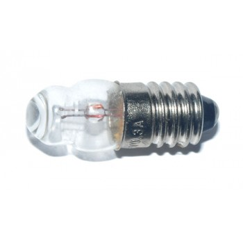 Lampje 3,3V 300mA Lens
