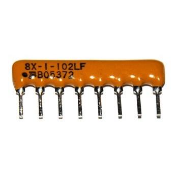 Array 4x 100 Ω 2%