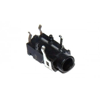 Jack 3,5mm Chassisdeel Stereo Lumberg