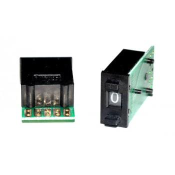 Code Schakelaar 15mm BCD