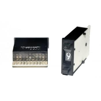 Code Schakelaar 24mm DEC
