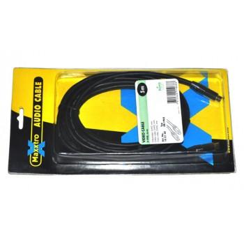 S-Video Kabel 5m