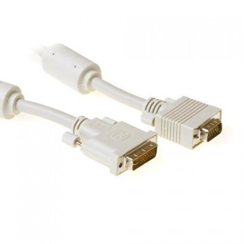 DVI-A naar VGA kabel 2m