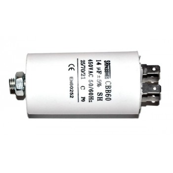Motor Condensator 14uF
