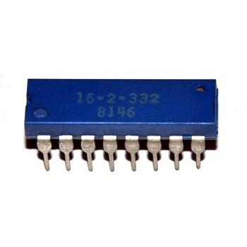 Array 15x 3,3 kΩ 1%
