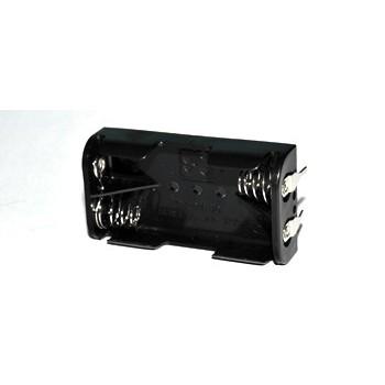 Batterijhouder 2x AA Print