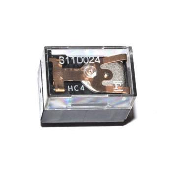 Relais 1x wissel 5A (24V)