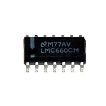 LMC660C smd
