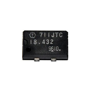 Voltage Control Kristal Osc 18,432MHz