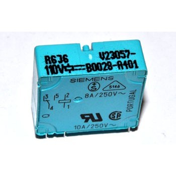 Relais 1x wissel 8A (110V)