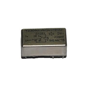 Klein Relais 1x wissel (15V)