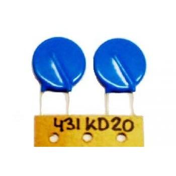 Varistor 275V 431KD20