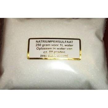 Natriumpersulfaat 250 gram