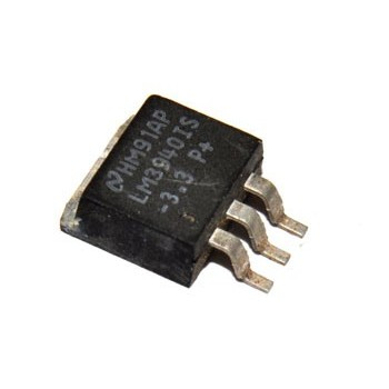 + 3,3V LM3940-3.3