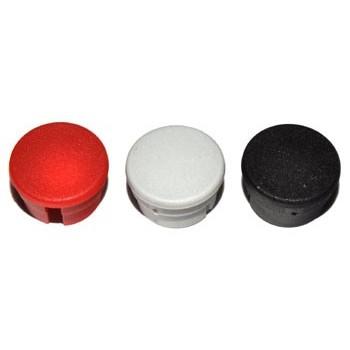 Spantang 15mm Dop Zwart Mat