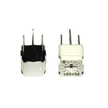 Cermet Instelpotmeter 100 kΩ