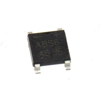 Brugcel 1A 600V Mini DIP smd