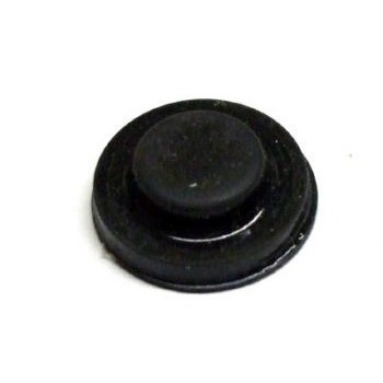 Plakvoetje Rond 9 mm