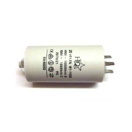 Motor Condensator 20uF