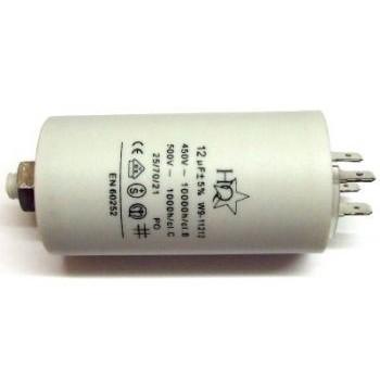 Motor Condensator 12 uF