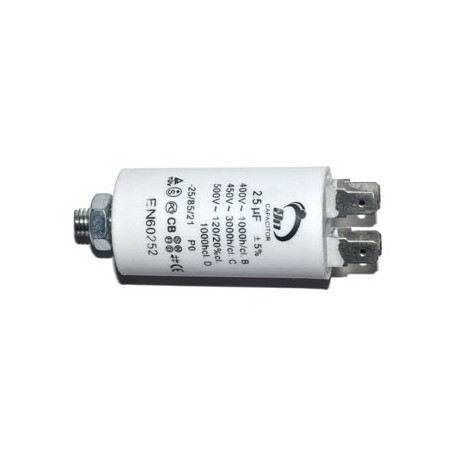 Motor Condensator 2,5uF