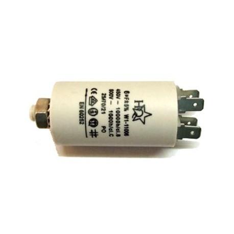 Motor Condensator 6,0uF