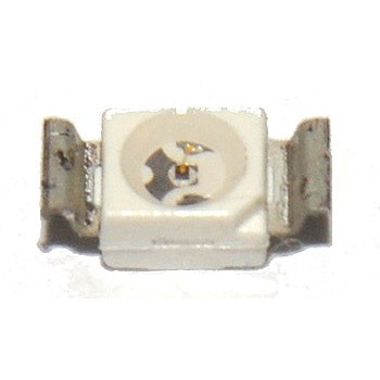 SMD LED Super Bright Rood