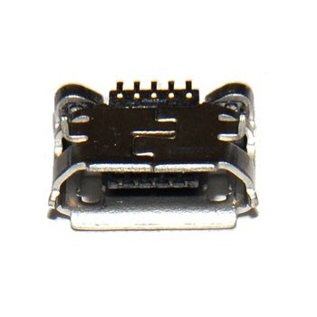 USB B Micro Chassisdeel SMD
