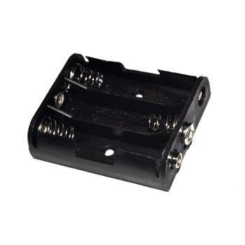 Batterijhouder 3x AA
