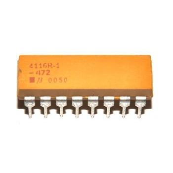 Array 8x 4,7 kΩ 1%