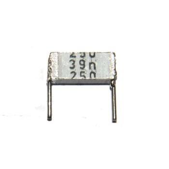MKT 39nF 250V R7,5