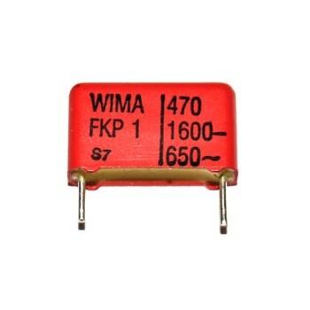MKP 470pF 1600V