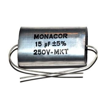 MKT 15uF 250V Axial