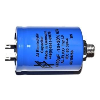 4700uF 63V 105°C Beker