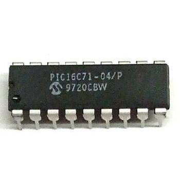 PIC16C71-04P