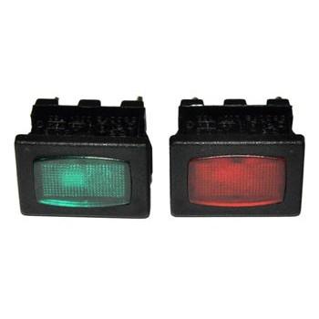 Signaal Lampje Neon 4 Rood