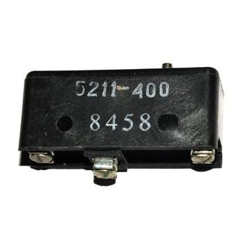 Microswitch 16A bij 380V