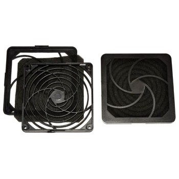 Fan 120x120mm Rooster met Filter 1
