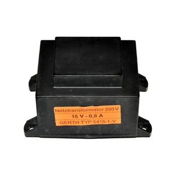 Trafo 12W 15V 0,8A