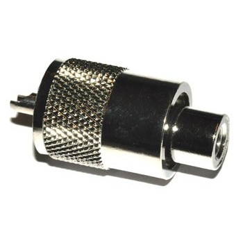 UHF Plug voor 5mm Kabel