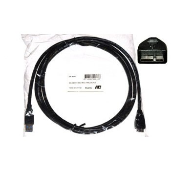 USB Kabel 2m A - Micro A Male
