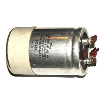 22.000uF 63V 105°C Beker