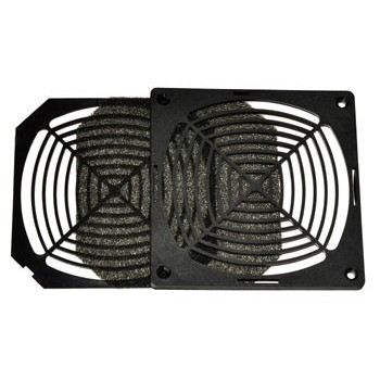 Fan 120x120mm Rooster met Filter 2