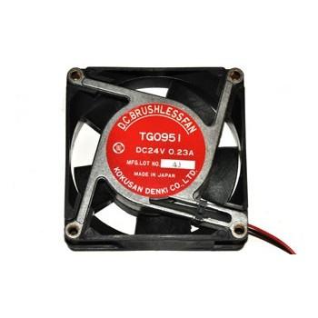 Fan 92x92x25mm 24Vdc