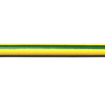 Krimpkous 3,2mm Geel/Groen